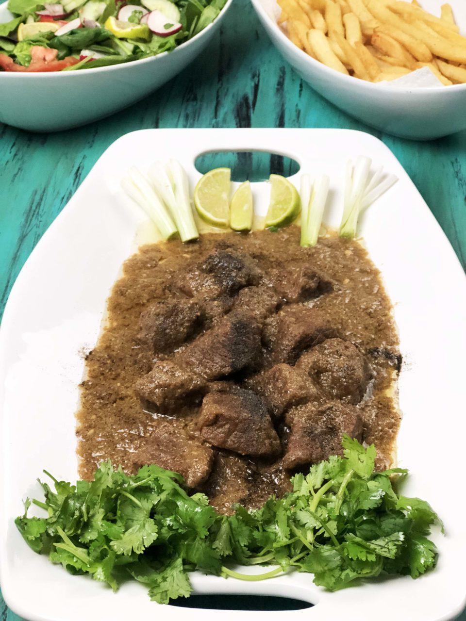 kabab didi afghani
