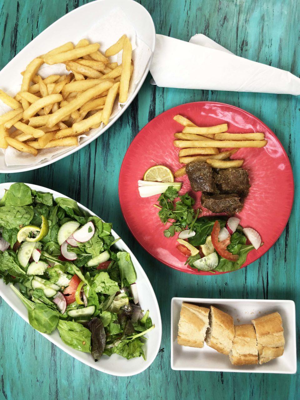 Kabab Digi Afghani
