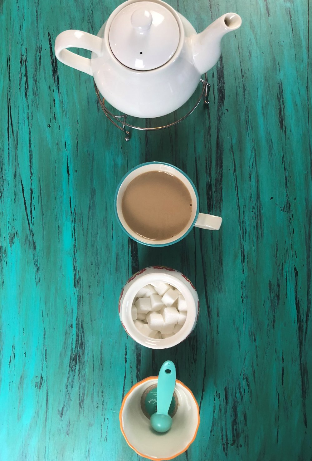 sheer chai
