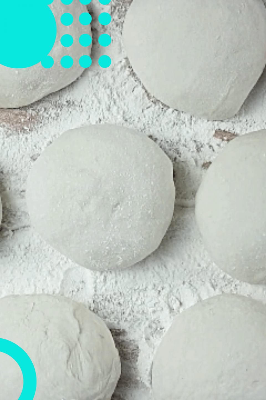 Bolani Afghani  dough