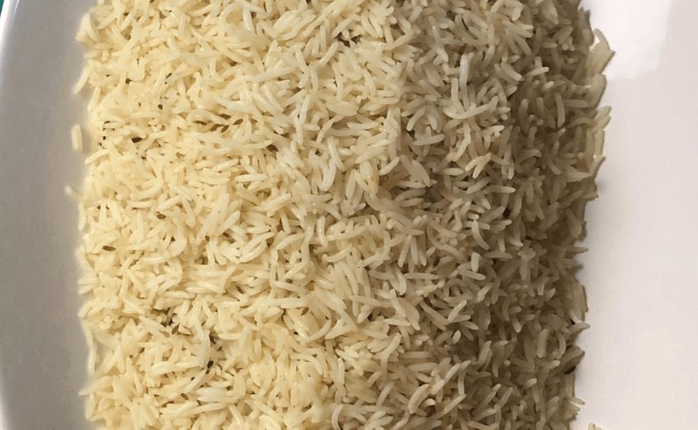 how to make afghani rice