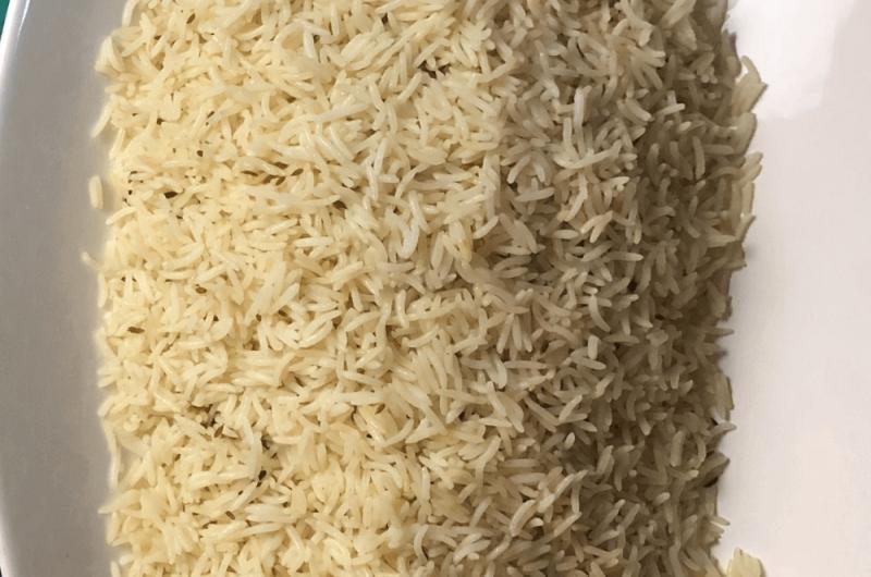 How to make Afghani rice (Afghani CHALAW)