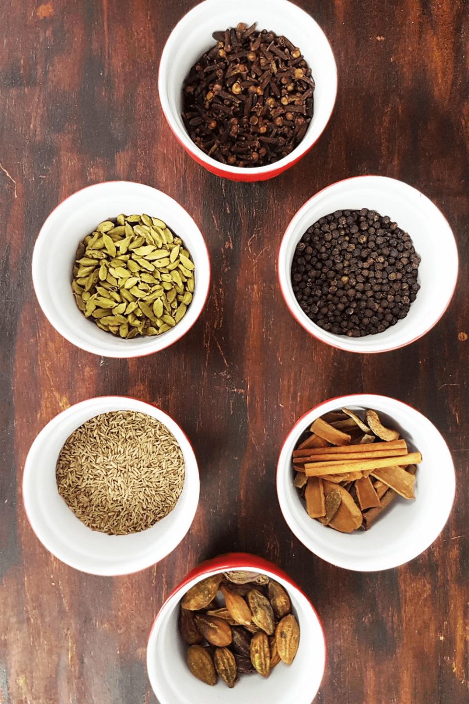 char masala for kabuli pulao recipe