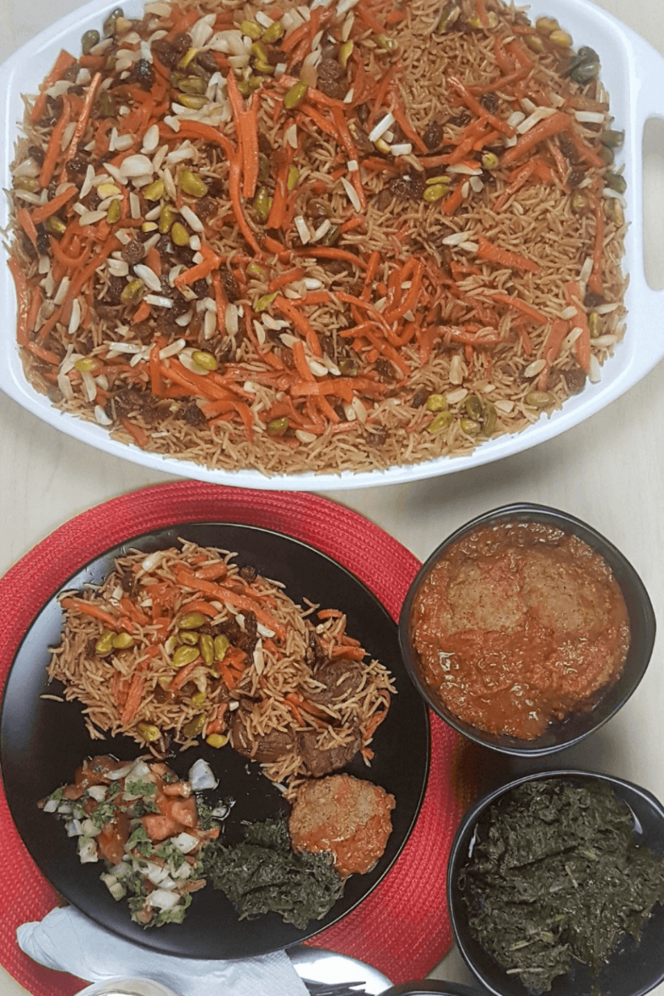 kabuli pulao recipe with curies